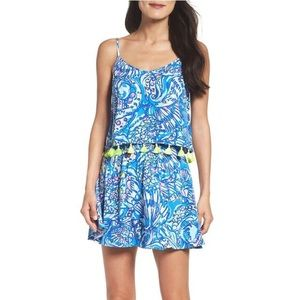 ac8debc26a Lilly Pulitzer Dresses - Lilly Pulitzer Ramona Crop Top Skirt Set Ceviche 6